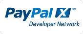 TCO10 Sponsor - PayPal X Developer Network