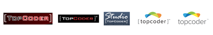 Topcoder logos