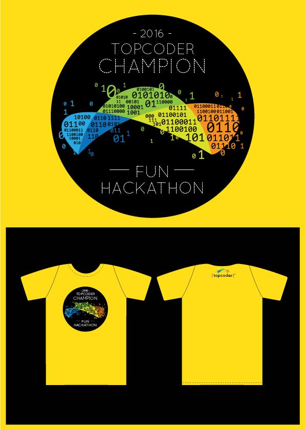 T Shirt FunHackathon-R2 02_Champion