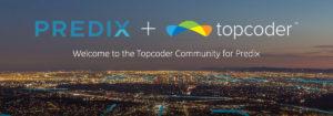Welcome Banner Topcoder Predix