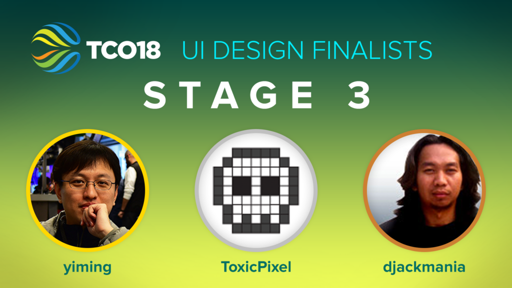 Stage 3 UI Design Finalists