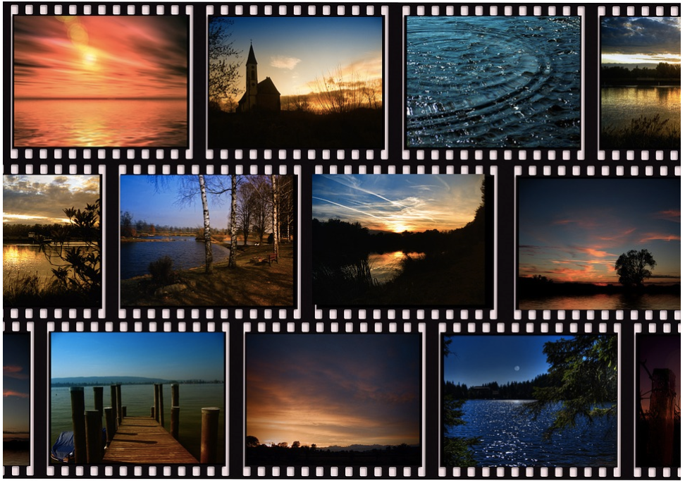 Gallery of different landscape photos